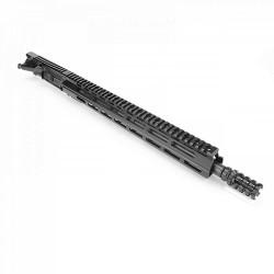 """AR-15 5.56 NATO 16"""" Barrel with USA Made 15"""" M-Lok Handguard (NO BCG)"""