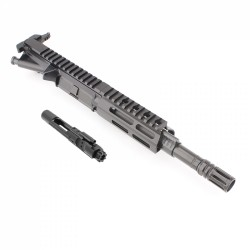"AR .300 BLK 7.5"" PISTOL LENGTH 1:7 TWIST W/ 4.5"" M-LOK HANDGUARD - COMPLETE UPPER"