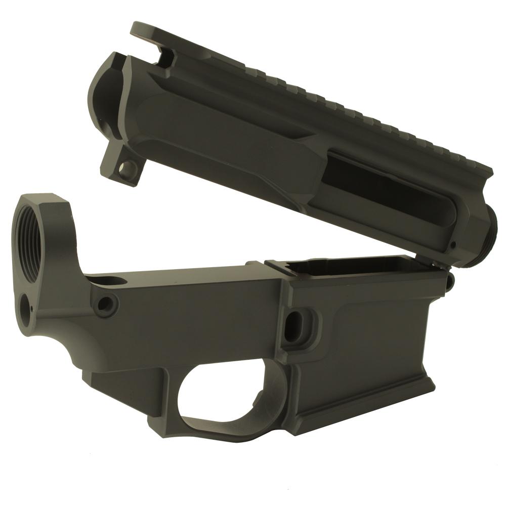 AR-15-BILLET-UPPER-RECEIVER-W/-80%-BILLET-LOWER-RECEIVER-OD