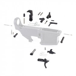 Lower Parts Kit (Without Grip & Trigger Guard)