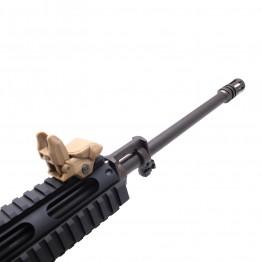 AR-15 Rifle Build Kit with LPK&RSPOL-T Front/Rear Flip Up Sights (BCG, 223UP, ARFA, DC223, CH223, FAR-07, GTC, MBR05, TL223, BR169-BFI, ST003M, ST007M, LPK-17,RSPOL-T)