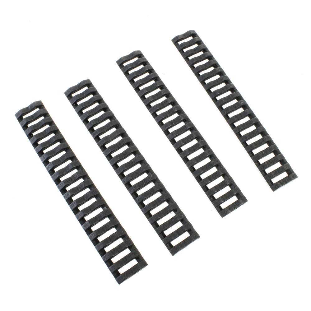 quad rail ladder covers