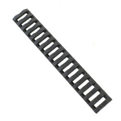 Quad Rail Ladder Covers (4 Pcs) -BLACK