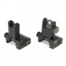 Mini Flip up Front/Rear Sight