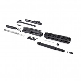 "300 Blackout Pistol Kit with 10.5"" Inch Rifle Barrel without LPK (BR3107-P, BCG-N, 223UP, ARFA, DC223, CH223, ARFA, FKM10, GB01-B, GTP, MBR06-308, TL308, ST007P)"