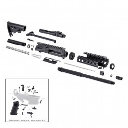 AK Rifle Kit with LPK (BCG-AK, 223UP, ARFA, DC223, CH223, ARFA, MAR005, HC, GB01-B, GTC, MBR05-308, TL308, BR-AK, DBN, ST003M, ST007M, LPK-17)