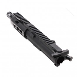 "AR 9mm Super Slim Handguard Pistol Assembled Build - 4.5"" Nitride(223UP, ARFA, DC223, CH223, CTFF4, MBR05, TL223, BR9-4)"