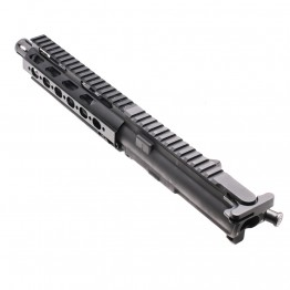 "AR 9mm Super Slim Handguard Pistol Assembled Build - 7.5"" Nitride(223UP, ARFA, DC223, CH223, CTFF7, MBR05, TL223, BR9-7)"