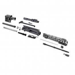 AR-15 Rifle Kit without LPK (BCG-N, 223UP, ARFA, DC223, CH223, FSSK15, GB01-B, GTC, MBR37, TL223, BR167-P, MBA-1, T-L, B-LB, S-L)