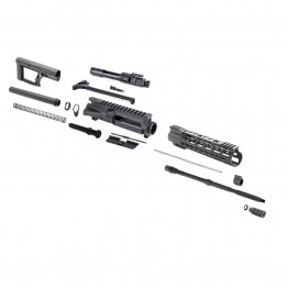 AR-15 Rifle Kit without LPK (BCG-N, 223UP, ARFA, DC223, CH223, FSSK10, GB01-B, GTC, MBR37, TL223, BR167-P, MBA-2, T-L, B-LB, S-L)