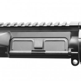 ".223 14.5"" Pistol Length Barrel, 12"" Free Float Quad Rail, Upper Assembled (BR-PIS14, 223UP, ARFA, DC223, GTP, MBR05, GB01-B, FAR12, FEC)"