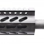 ".223 14.5"" Pistol Length Barrel, 12"" Slim Top Rail Free Float, Upper Assembled"