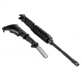 AR-15 Rifle Kit with LPK (BCG-N, 223UP, ARFA, DC223, CH223, MAR005, HC, GB01-B, GTC, MBR05, TL223, BR168-P, DBN, ST003M, ST007M, LPK-17)