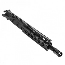 "AR .300 Blackout 10.5"" Pistol Length Barrel, Slim Free Float, Complete Upper (BR3108-P, 223UP, ARFA, DC223, BCG-N, CH223, GTP, MBR06-308, TL308, GB01-B, CTFF7)"