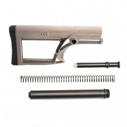 AR-15 MBA-2 Luth-AR Rifle Buttstock Flat Dark Earth w/ Buffer Tube Kit
