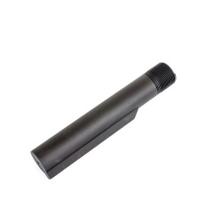 AR-15 Stock Buffer Tube -Mil-Spec- 6 Positions U Cut