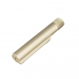 AR-15 Stock Buffer Tube Mil Spec -TAN Color