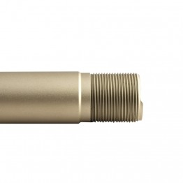 AR-15 Pistol Buffer Tube -TAN Color