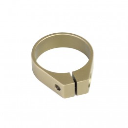 AR-15 Pistol Buffer Tube Locking Collar-TAN