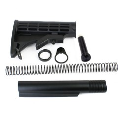 AR-15  6 Position Stock Kit -Mil Spec (T-M, N, P, S, B30, ST003M)
