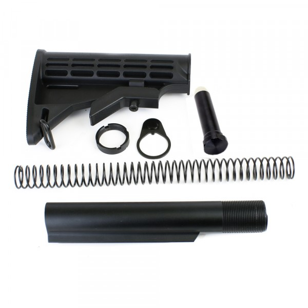 AR-15 6 Position Stock Kit -Mil Spec