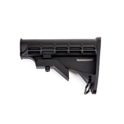 AR-15 T6 Collapsible Standard Version Stock Body-Mil Spec