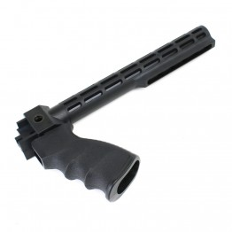 Saiga Rifle / Shotgun 6 Position Stock Tube with Pistol Grip & Screw