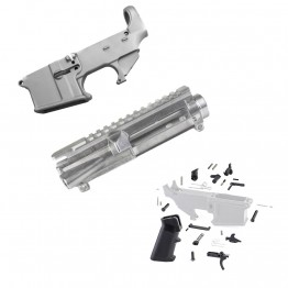 AR-15 80% Lower Combo Deal (223UP, 223LOWER-RAW, LPK-17)