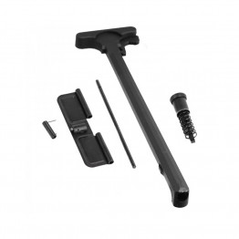 AR-10 Charging Handle, Forward Assist and Ejection Cover Door