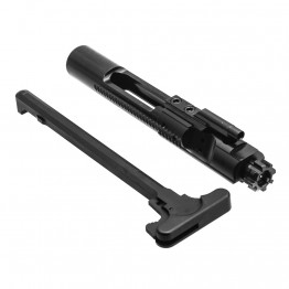 AR-15 Bolt Carrier Group Assembly with AR-15 Tactical Charging Handle Assembly
