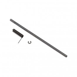 AR-15 Ejection Port Cover Rod, Spring and C Clamp