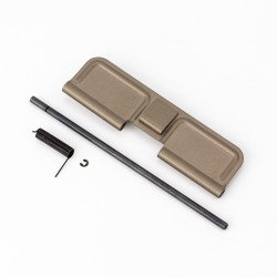AR-15 Ejection Port Dust Cover Complete Assembly -TAN