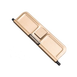 AR-15 Ejection Port Dust Cover Complete Assembly -Easy Installation - Tan
