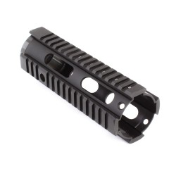 "AR-15 7"" Carbine Length Free Float Quad Rail w/ Barrel nut"