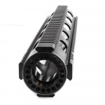 "AR-15 16"" Extra Long Free Float Handguard w/Barrel Nut"