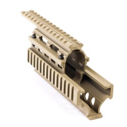 AK-47 Tactical Quad Rail Handguard