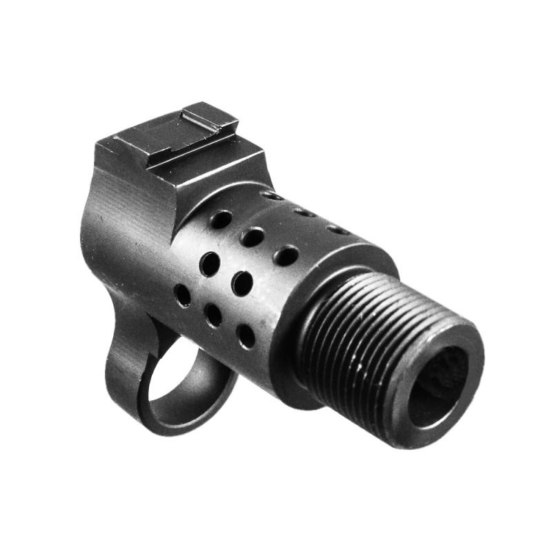 M a socom muzzle brake adapter quot x top ports