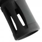 "308 Birdcage Muzzle Brake for 5/8""x24  Pitch - 5 Ports"