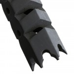 AR-15 Shark Muzzle Brake 1/2x28 Pitch Thread