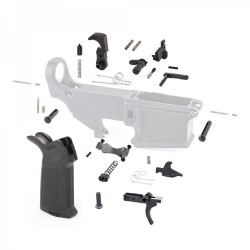 Lower Parts Kit w/ Magpul Grip & Trigger Guard