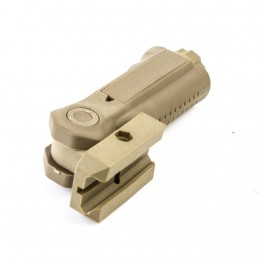 5-Position Foldable Foregrip - Tan
