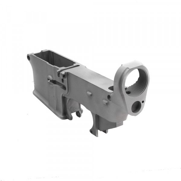 80% AR-15 Lower Receiver Raw (Made in USA)