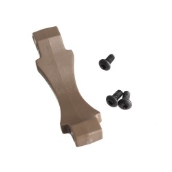 AR-15 Polymer Trigger Guard Assembly - Tan