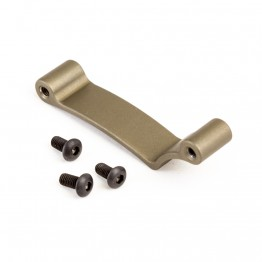 AR-15 Aluminum Extended Trigger Guard Assembly -TAN