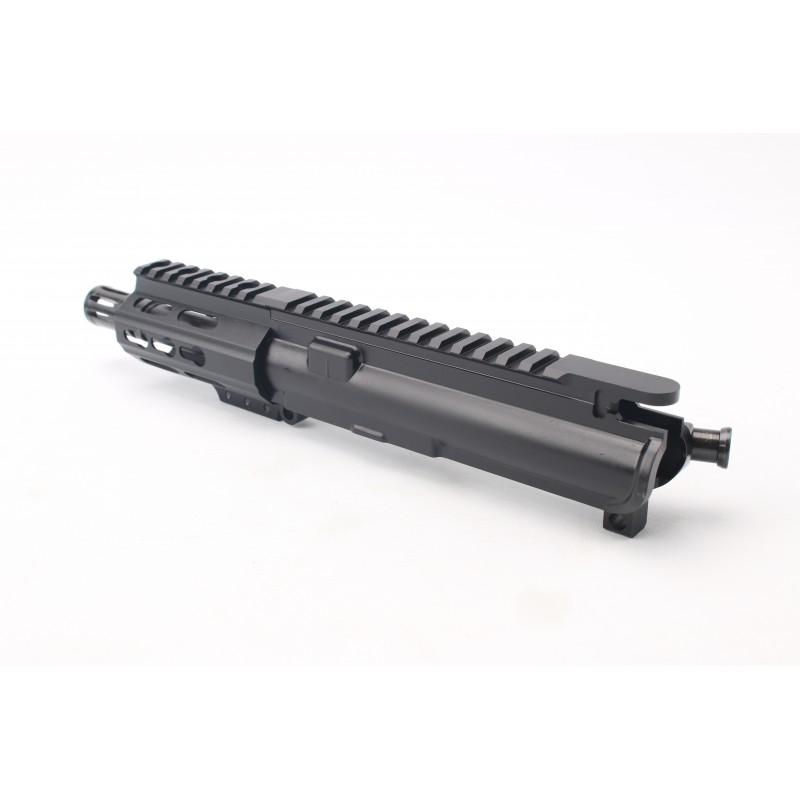ar 9mm 4 5 pistol barrel w usa made super slim. Black Bedroom Furniture Sets. Home Design Ideas