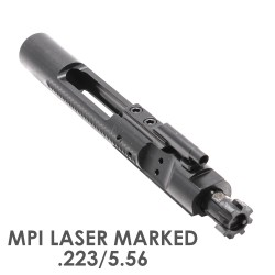 AR-15 Bolt Carrier Group Assembly MPI Laser Marked- Black Nitride (USA)