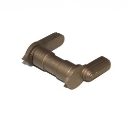 AR-15 Dual Safety Seletor Lever -TAN