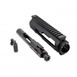 AR Side Charging Billet Upper Receiver & Nitride BCG (Made in the USA) - 7.62x39