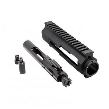 AR-15 Side Charging Billet Upper Receiver & Nitride BCG (Made in the USA)