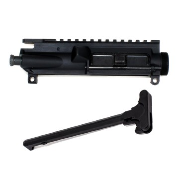 AR-15 Complete Upper Receiver Assembly w/Forward Assist, Dust Cover & Tactical Charging Handle Assembly